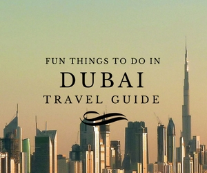Fun things to do in Dubai travel guides Test