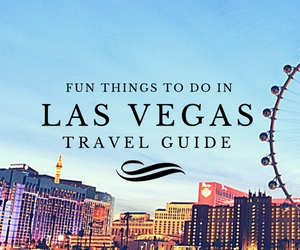 Fun things to do in Las Vegas travel guides Test