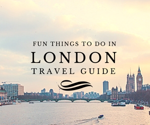 Fun things to do in London travel guides Test