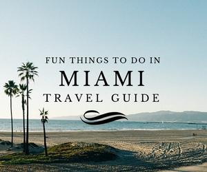 Fun things to do in Miami travel guides Test