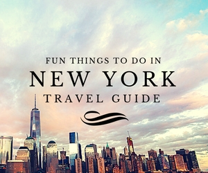 Fun things to do in New York City travel guides Test