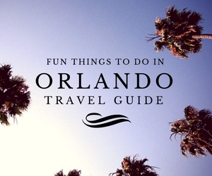 Fun things to do in Orlando travel guides Test