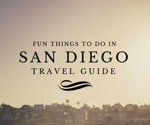 Fun things to do in San Diego travel guides Test