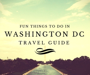 Fun things to do in Washington DC travel guides Test